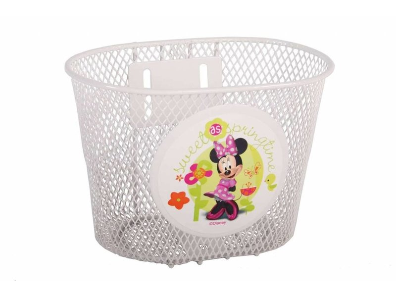 Disney Minnie Bow-Tique Metalen Fietsmand klein