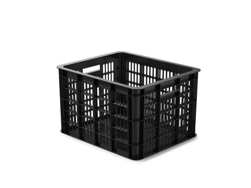 Basil Fietskrat 33L zwart