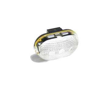 Led wit, voor