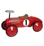 LOOPAUTO METAL RACER RED