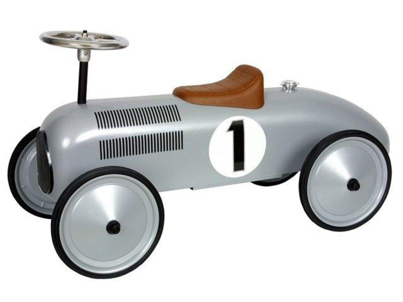 LOOPAUTO METAL RACER SILVER