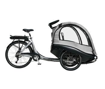 Winther Bikes Kangaroo Luxe elektrische bakfiets
