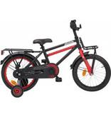 Loekie Pick Up Jongens fiets 12 inch