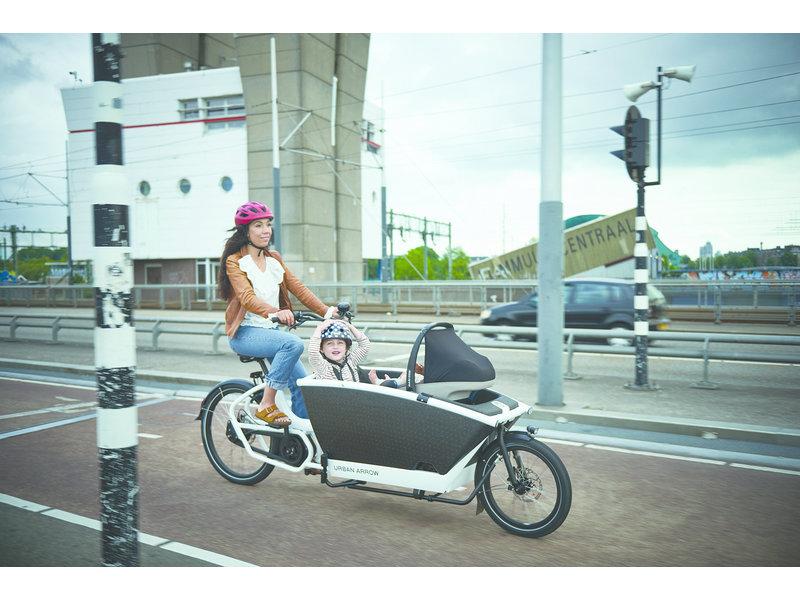 Urban Arrow Family elektrische Bakfiets Active Plus Rollerbrakes