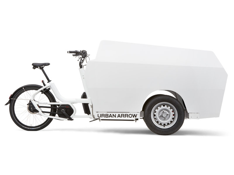 Urban Arrow Tender1000  Flatbed Performance CX Disc Zee Rohloff