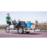 Urban Arrow Tender2500  Flatbed Performance CX Disc Zee Rohloff