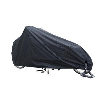 Bakfiets.nl All-over cover cargobike long zwart