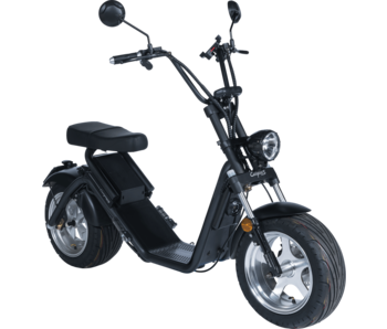 Spyder Wheelz  E-Chopper Scooter 25 km/u