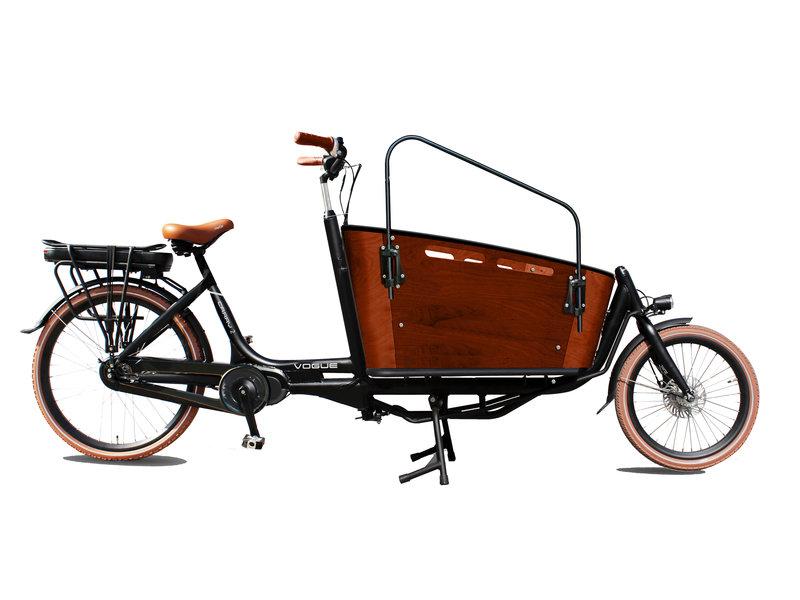 Vogue Carry e-bike tweewieler bakfiets middenmotor