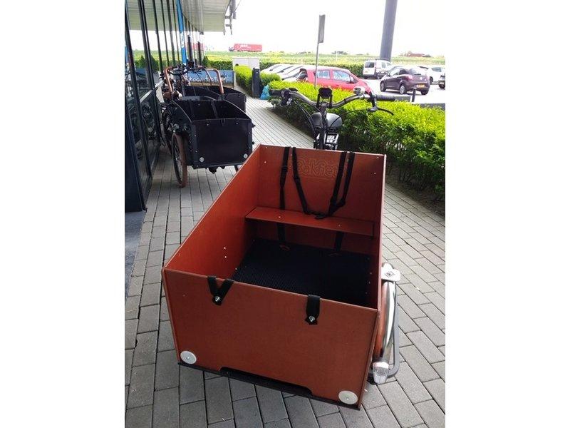 Bakfiets.nl Ventisit vloermat voor Cargotrike