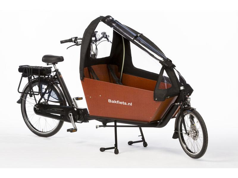Bakfiets.nl Cargobike Classic Long Steps Elektrisch