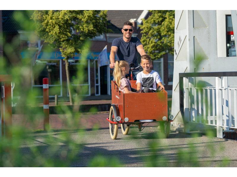 Bakfiets.nl CargoTrike Classic Wide Steps e-bakfiets