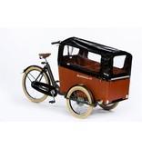 Bakfiets.nl CargoTrike Classic Narrow Steps elektrische bakfiets