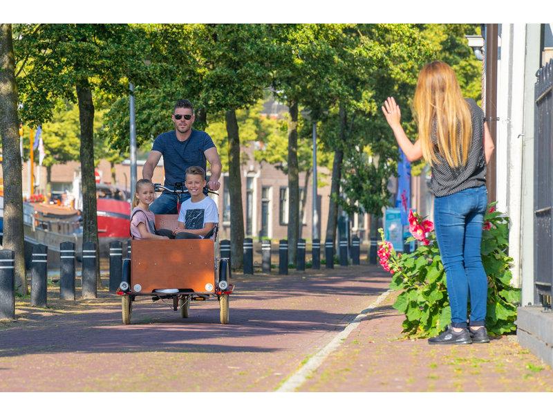 Bakfiets.nl CargoTrike Cruiser Narrow Steps e-bakfiets