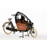 Bakfiets.nl Tent Cargobike short all-open