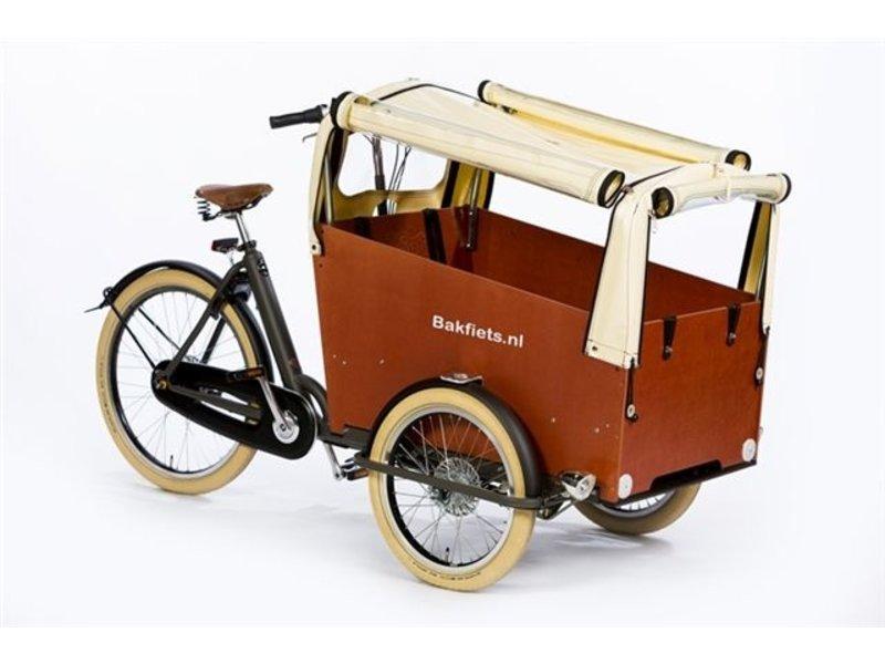 Bakfiets.nl Tent trike met rits (past op narrow en wide)