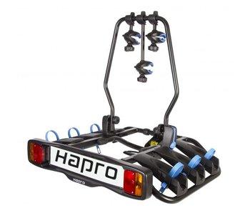Fietsendrager Hapro Atlas 3F 7-polig Zwart Kantelbaar