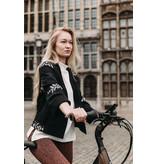 Qwic Premium i MN7+Belt elektrische damesfiets