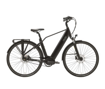 Qwic Premium i MN7+Belt e-bike heren