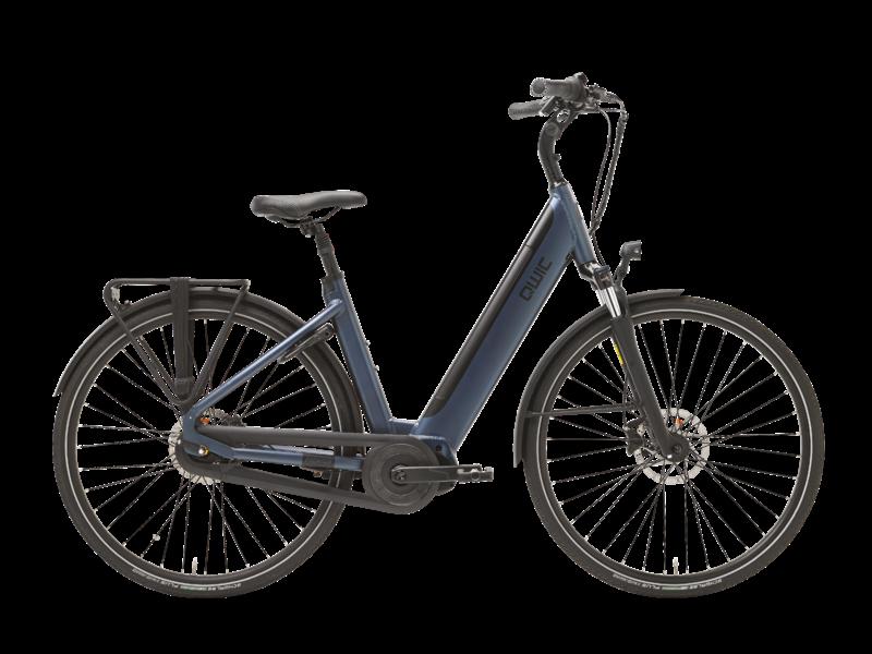Qwic Premium i MN7+ e-bike dames
