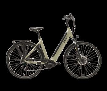 Qwic Premium i MD9+ e-bike dames