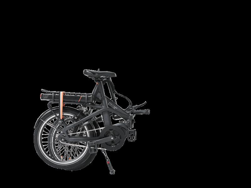 Qwic Compact elektrische vouwfiets
