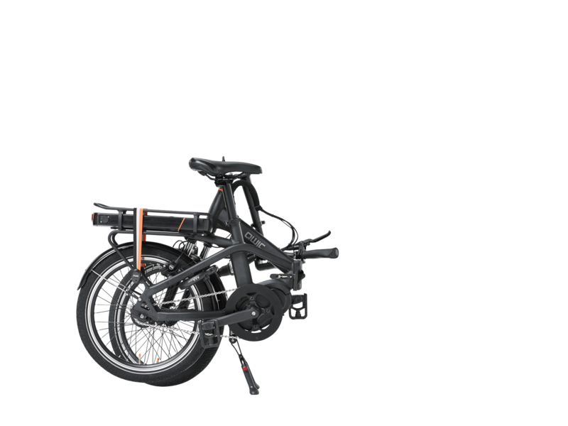 Qwic Compact MN7 elektrische vouwfiets