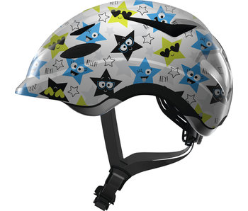 Abus Anuky White Star kinderhelm