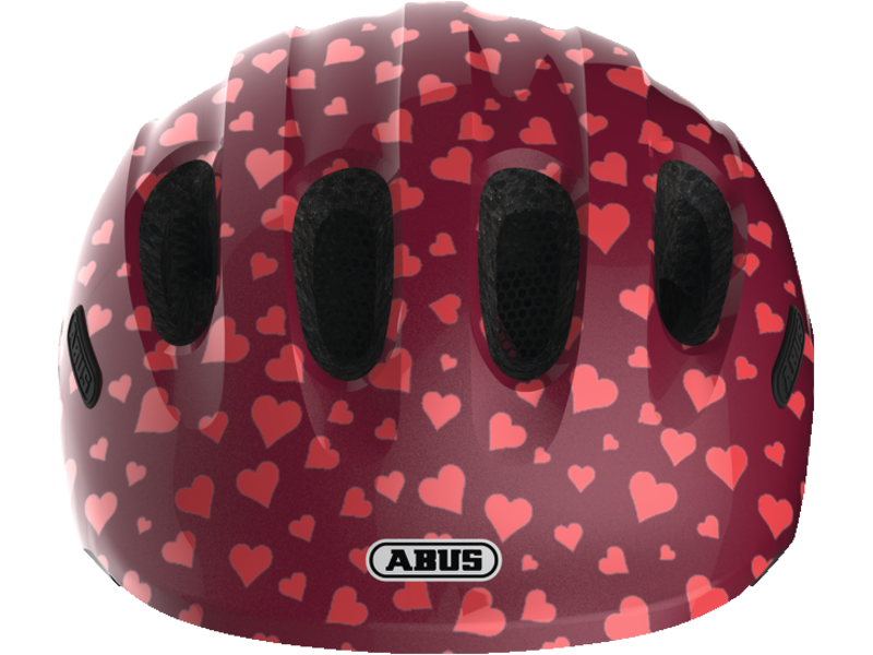 Abus Smiley 2.0 Cherry Heart kinderhelm