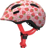 Abus Smiley 2.1 Rose Strawberry kinderhelm