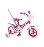 Disney Minnie Bow-Tique 10 inch meisjesfiets roze