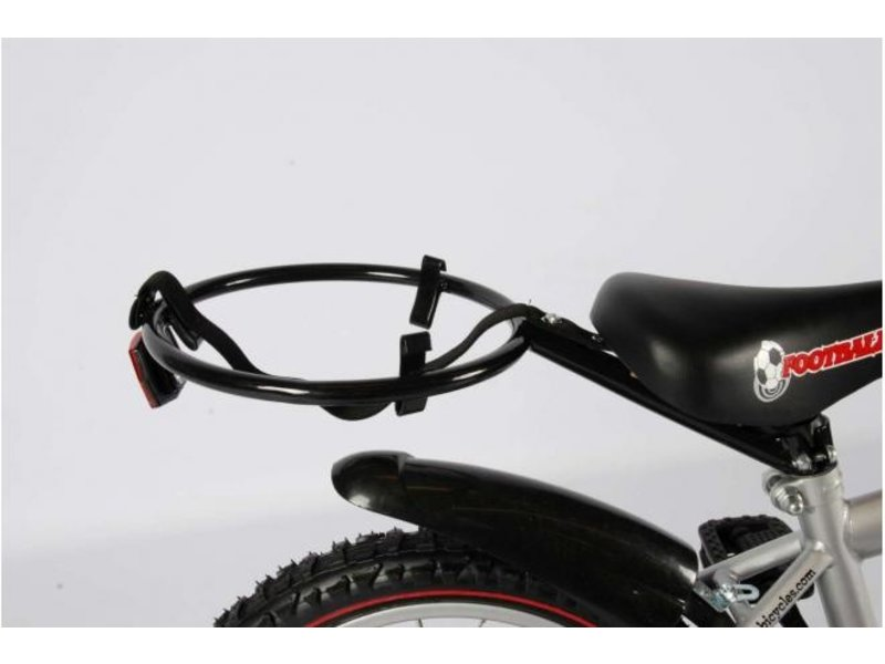 Yipeeh Voetbalhouder Voor fietsen vanaf zwart