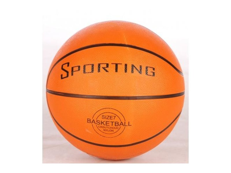 E&L Sports Basketbal Sporting oranje