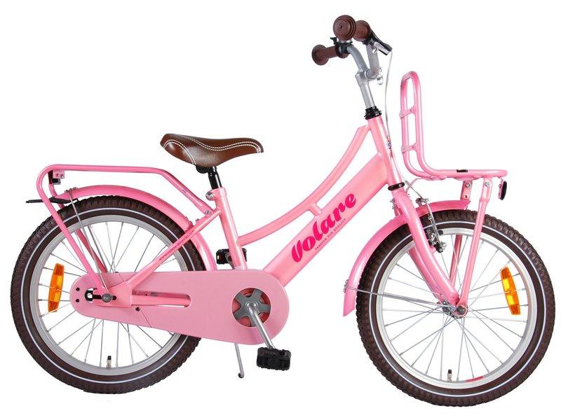 Volare Excellent - 18 inch meisjesfiets roze