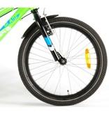 Volare Blade 20 inch jongensfiets Shimano 6 speed groen
