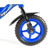 Volare Power 10 inch jongensfiets blauw