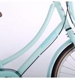 Volare Excellent 24 inch meisjesfiets Shimano Nexus 3 mint blauw