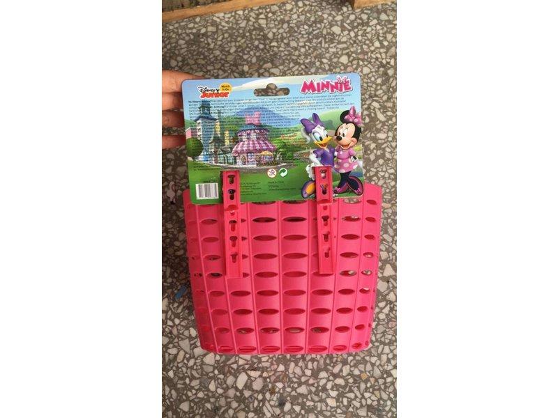 Disney Minnie Bow-Tique Plastic Mandje roze