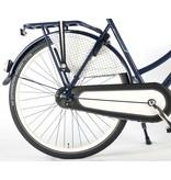 Salutoni Urban Transport 50 cm 28 inch meisjesfiets blauw wit