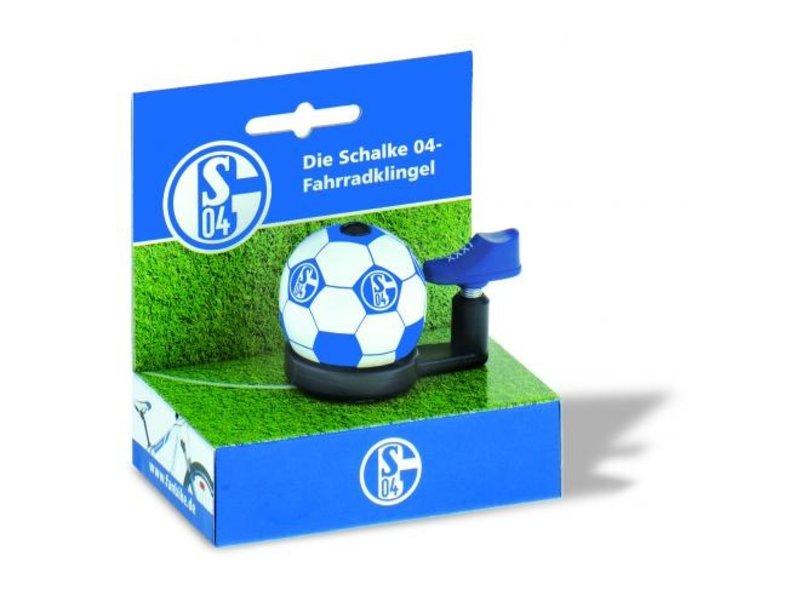 Schalke 04 Fietsbel blauw wit