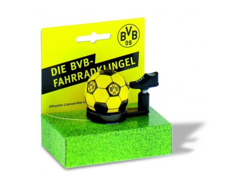 Borussia Dortmund Fietsbel geel zwart