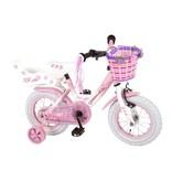 Volare Rose 12 inch meisjesfiets roze