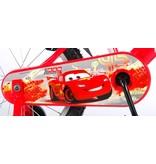 Disney Cars 2 Disney Cars 16 inch jongensfiets rood / wit