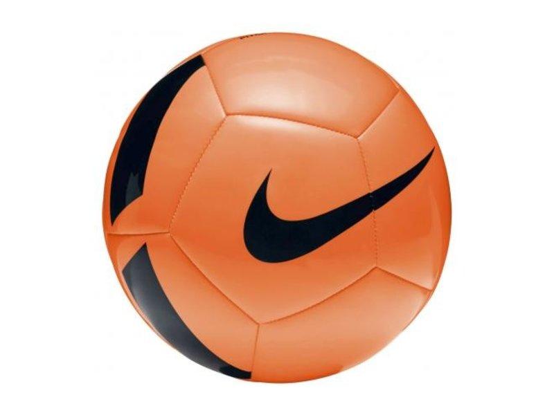 Nike Voetbal Pitch Team Maat 5 oranje