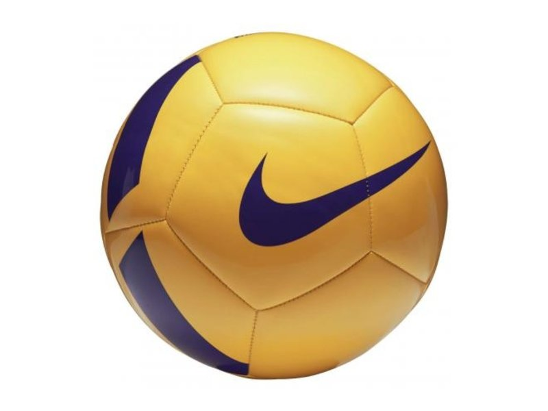 Nike Voetbal Pitch Team Goud Maat 5 goud