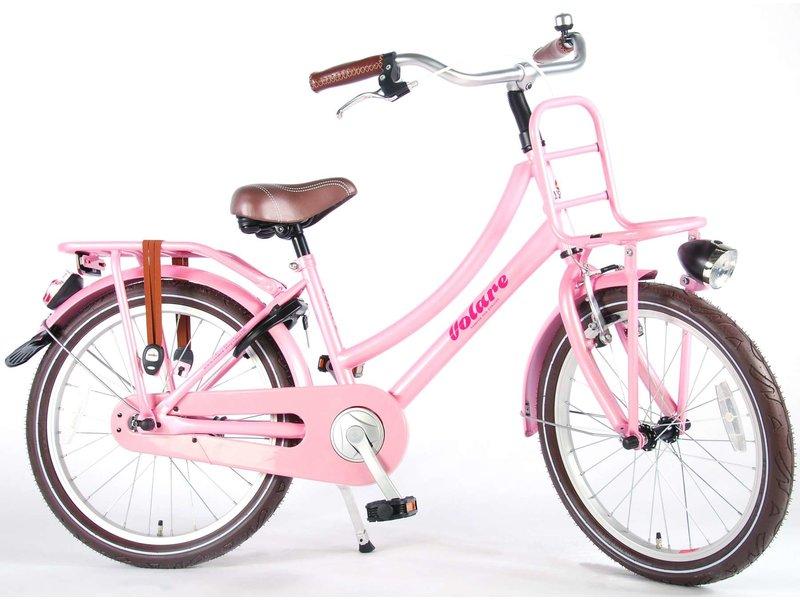 Volare Excellent 20 inch meisjesfiets roze