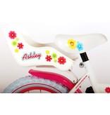 Volare Ashley 14 inch meisjesfiets wit