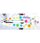 Volare Ashley - 20 inch meisjesfiets wit