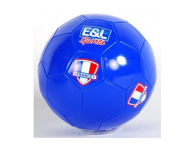 E&L Sports Frankrijk Voetbal blauw
