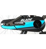 Volare Blade 18 inch jongensfiets mat antraciet